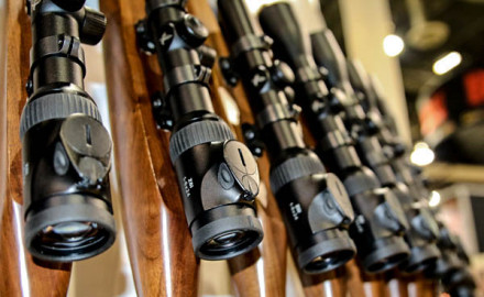 If there's one thing that catches our eye each year at the annual SHOT Show, it's without a