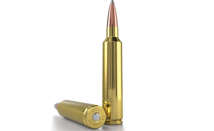 Nosler was at the 2015 SHOT Show in Las Vegas to introduce its newest 7mm hunting cartridge,