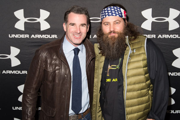 Under Armour, Camo, and Willie Robertson Descend on Chicago