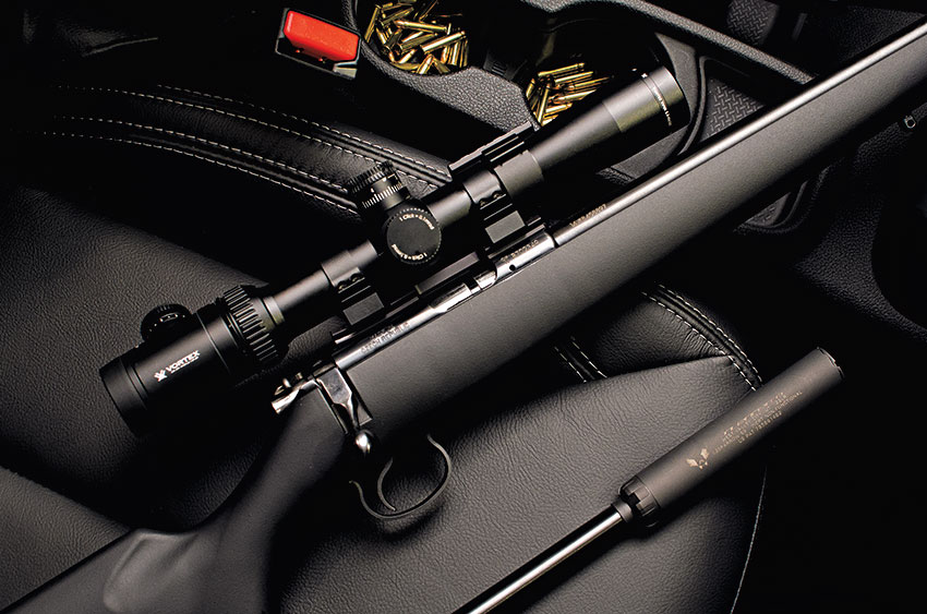 Long on versatility, easy on your wallet, the 455 American Combo represents the quintessential rimfire truck gun. $557; cz-usa.com