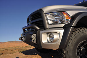 RAM AEV Truck