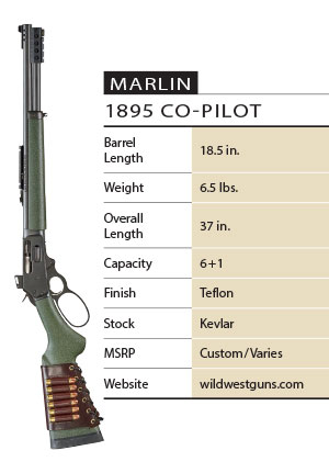 Marlin 1895 Co-Pilot specs