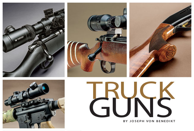 7 Favorite Truck Guns