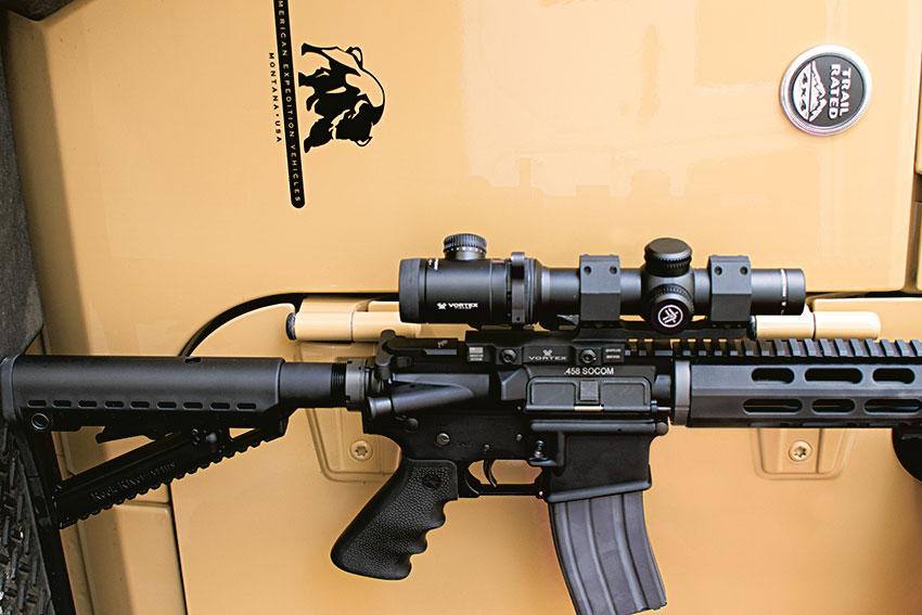 Rock RIver Arms X-Series .458-Socom