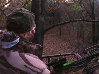 Hunting Kansas Whitetails with a Crossbow