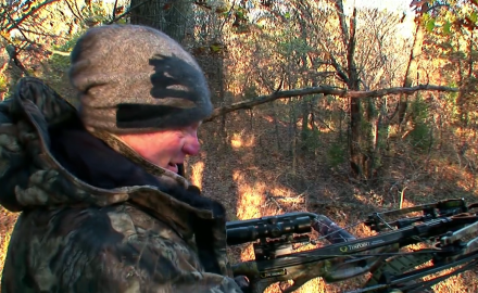 Craig Boddington and company are armed with their Ten Point crossbows hunting whitetails on his