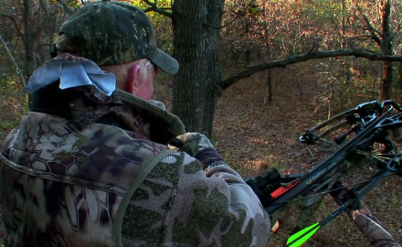 Craig Boddington hunts his home turf in Eastern Kansas using the latest in crossbow technology on a challenging hunt for a whopper whitetail buck.
