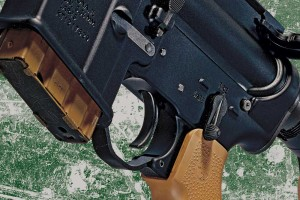 RRA two-stage trigger with winter trigger guard