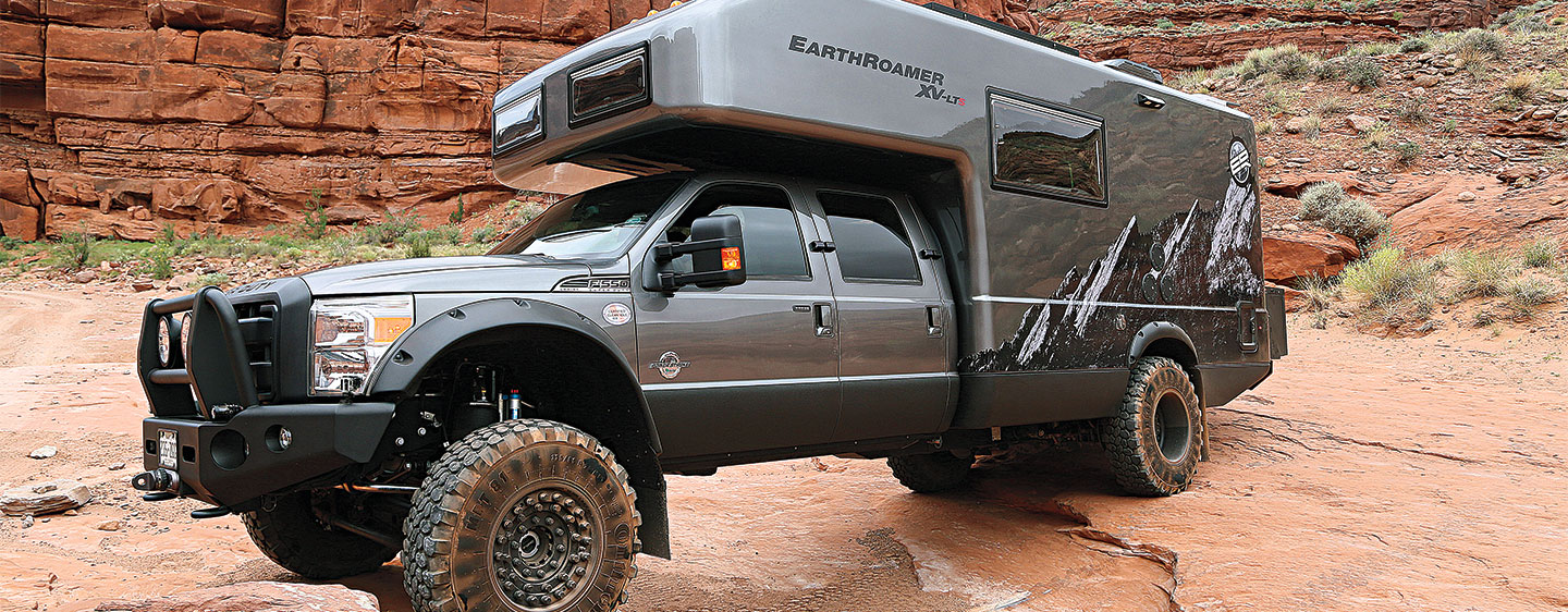 The Ultimate Hunting Vehicle Earthroamer Xv Lt Petersen
