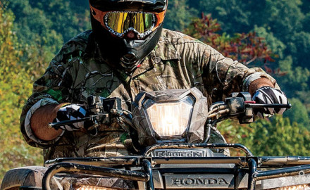 For outdoor enthusiasts looking for a new ATV or UTV in 2015, the major manufacturers now have more