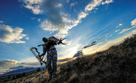There are two types of hunters: Those who can't dream of a hunt out West and those who dream of