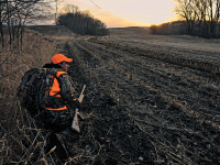 Racing to your treestand could cost you a trophy buck—spook fewer deer by slowing your roll and hunt along the way.