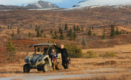 Follow these simple maintenance tips to keep your ATV running strong even in the coldest