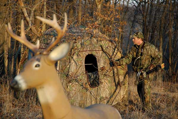 Tree Stand Vs. Ground Blind: What's Best for Whitetail?