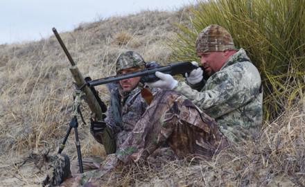 Want to increase your chances when predator hunting? Then bring a friend on your next hunt. I cut