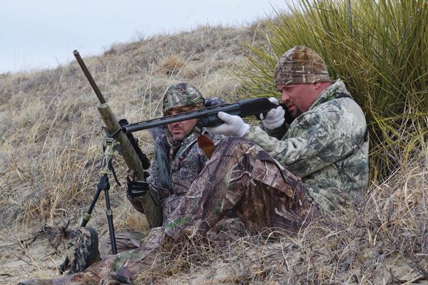 Long Range Precision Arms Utah Flat Shooter Savage Arms