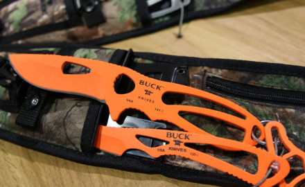 Buck's innovative Open Season Series knives are the perfect combination of tools for a successful