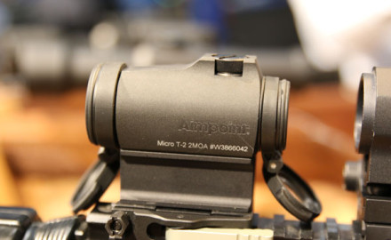 The Aimpoint 3XMag magnifying module is specially designed for compatibility with Aimpoint sights