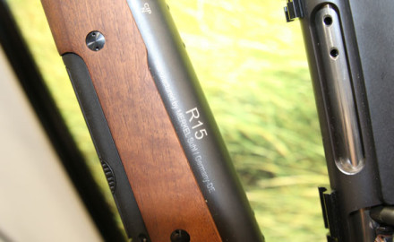 The Merkel R15 is an all-new bolt action rifle designed for the American hunter.  The R15 comes