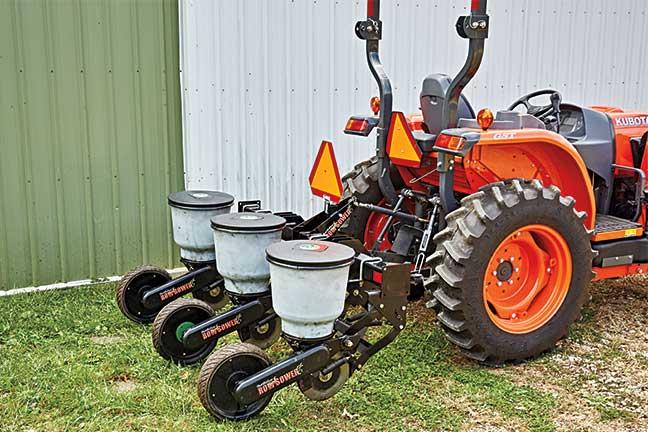 Kubota-tractor-planter