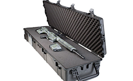 If you value your rifle at all, a quality hard case is a must. We checked out some brand new cases