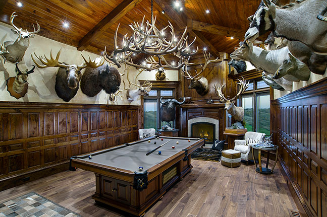 Outfitting Your Trophy Room