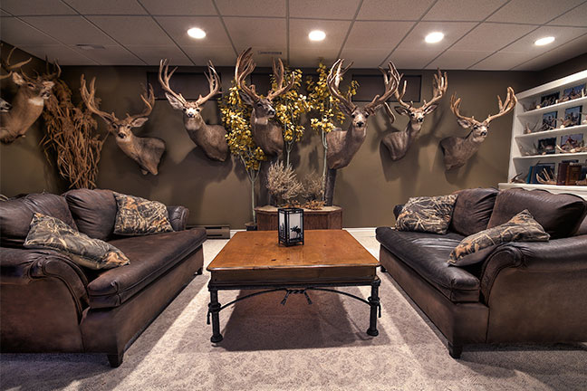 Outfitting Your Trophy Room Cam
