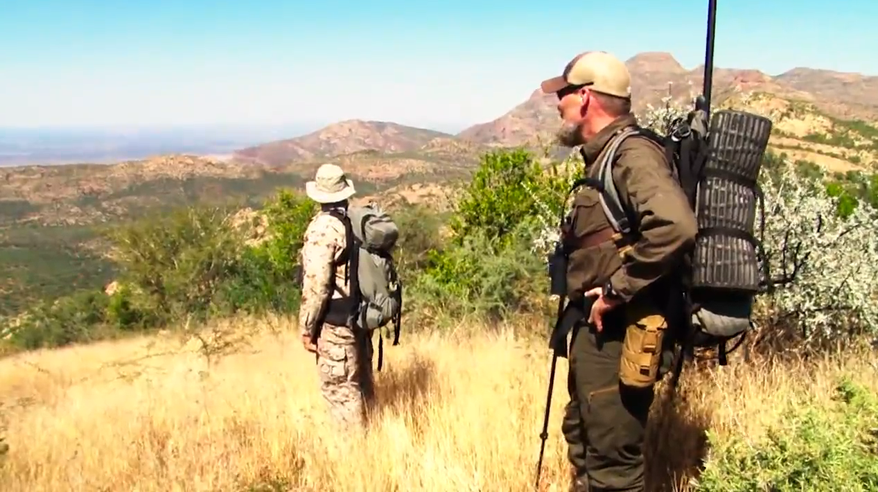 Hunting Kudu and Zebra in Namibia