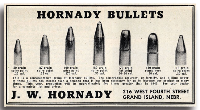 Hornady: Three Generations of Bullet Making