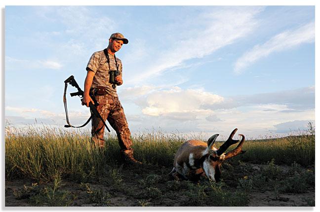 Antelope-hunting-DIY