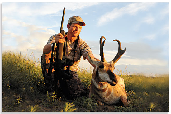 How to Plan a DIY Antelope Hunt