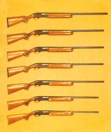remington 1100 shotgun