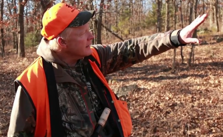 Craig Boddington returns to his home state of Kansas to hunt whitetails on his ranch with CZ-USA's