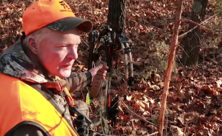 Craig Boddington is hosting a whitetail hunting party at his ranch in southeastern Kansas.