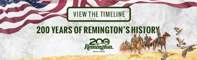 remington anniversary