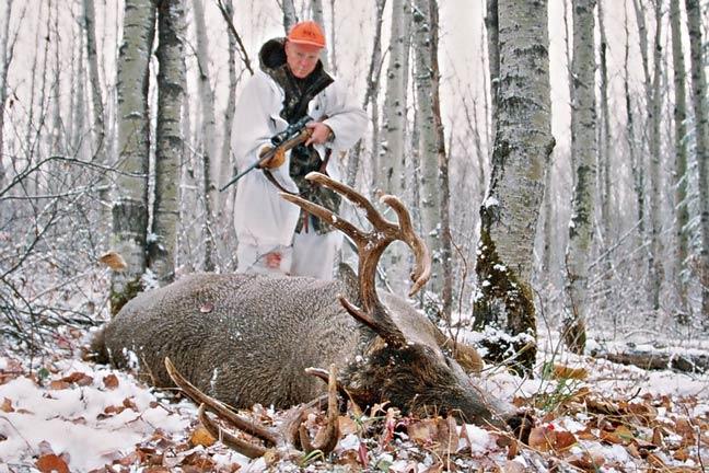Whitetail Hunts