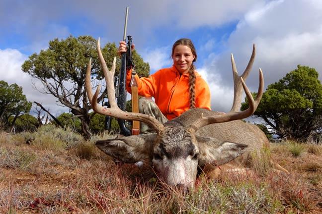 Five New Deer Loads in 6 5 Creedmoor