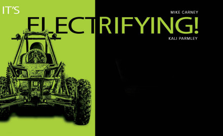 Electric ATV featured