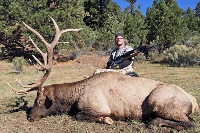 A Disabled Hunter, an Ideal Rifle and an Elk Tag