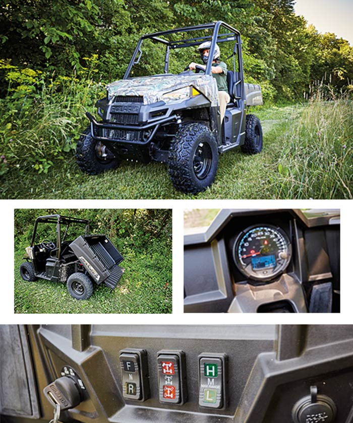 Electric Off-Road Hunting Vehicles