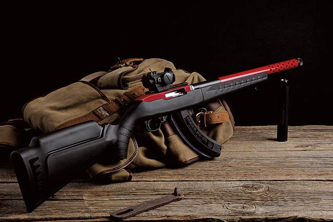 The Ruger 10/22 Takedown Lite - Petersen's Hunting