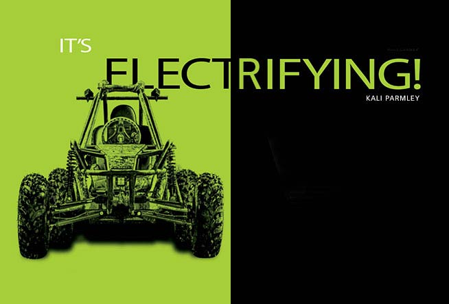 Field Test: Electric Off-Road Hunting Vehicles