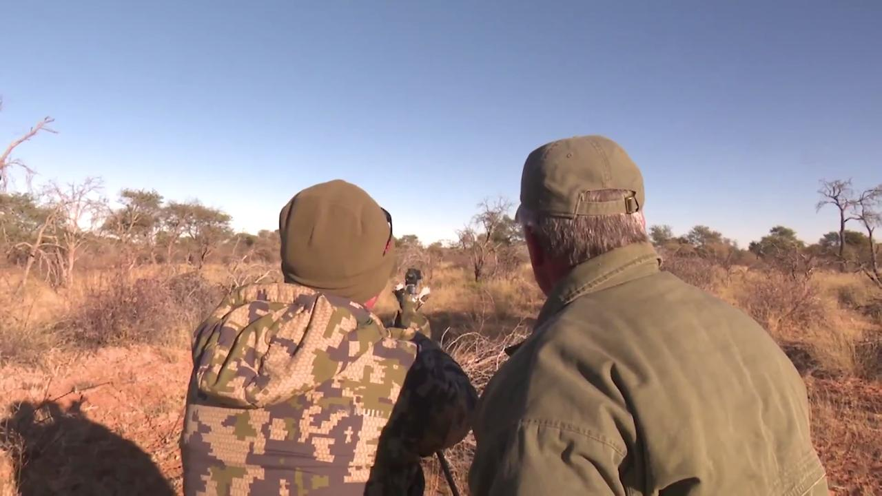 African Multi-Species Handgun Hunting