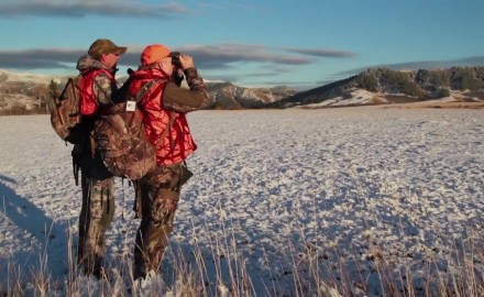 Craig Boddington arrives in Montana and gets his gear ready to track whitetails in the wooded