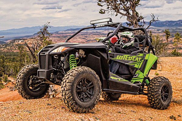 2017 Buyer's Guide to The Best ATVs and UTVs