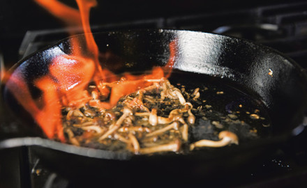 Finally, after years of recipes smothered in mushroom soup, wild-game cooking is having its moment.