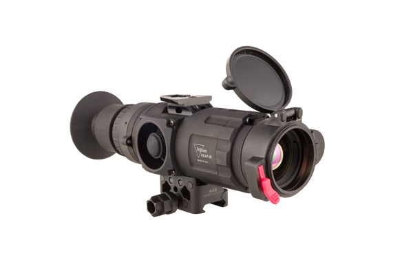 The REAP-IR features a 35mm lens with 2.5x of optical magnification and up to 20x of user-variable optical magnification available (8x zoom).