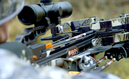 The Ravin R15 crossbow offers amazing speed and accuracy in a compact design that shoots like a