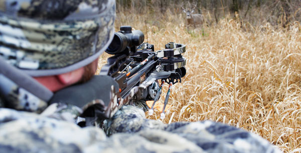 Ravin crossbows offer a rifle-like feel and deliver incredible velocity and excellent accuracy in a lightweight package that weighs in at under 7 pounds.