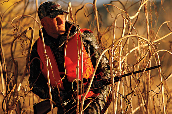 Still-hunting is challenging yet rewarding. Still-hunt during the rut or after a recent rain for best results.